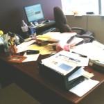 1BEFORE-Desk Area