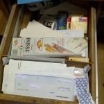 7BEFORE-Top Left Desk Drawer