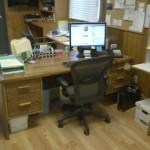 PROGRESS-Sarah's Desk