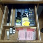 PROGRESS-Top Left Desk Drawer